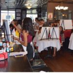 pint calgary paint night