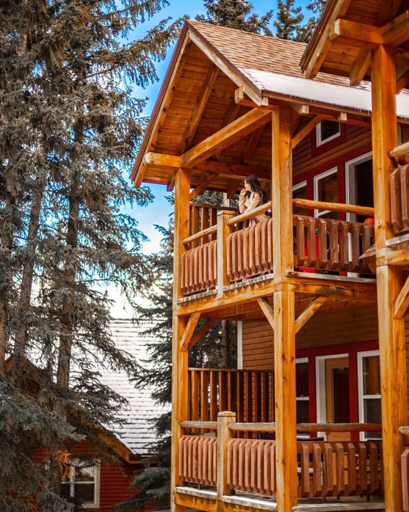 Buffalo Mountain Cabin