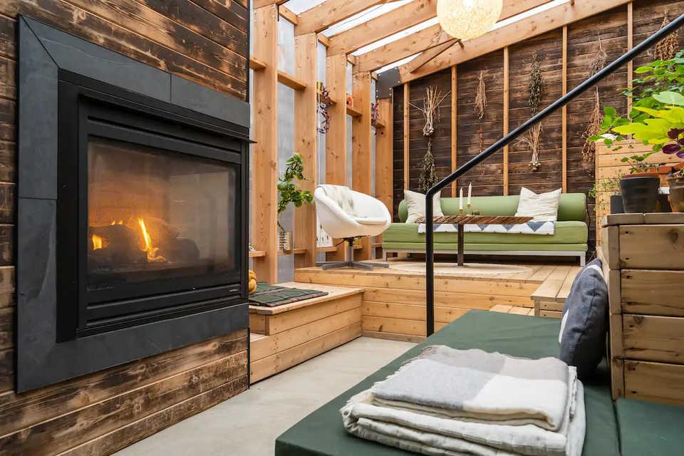 Field House Cabin