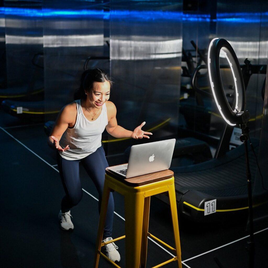 Local fitness studio Crush Camp
