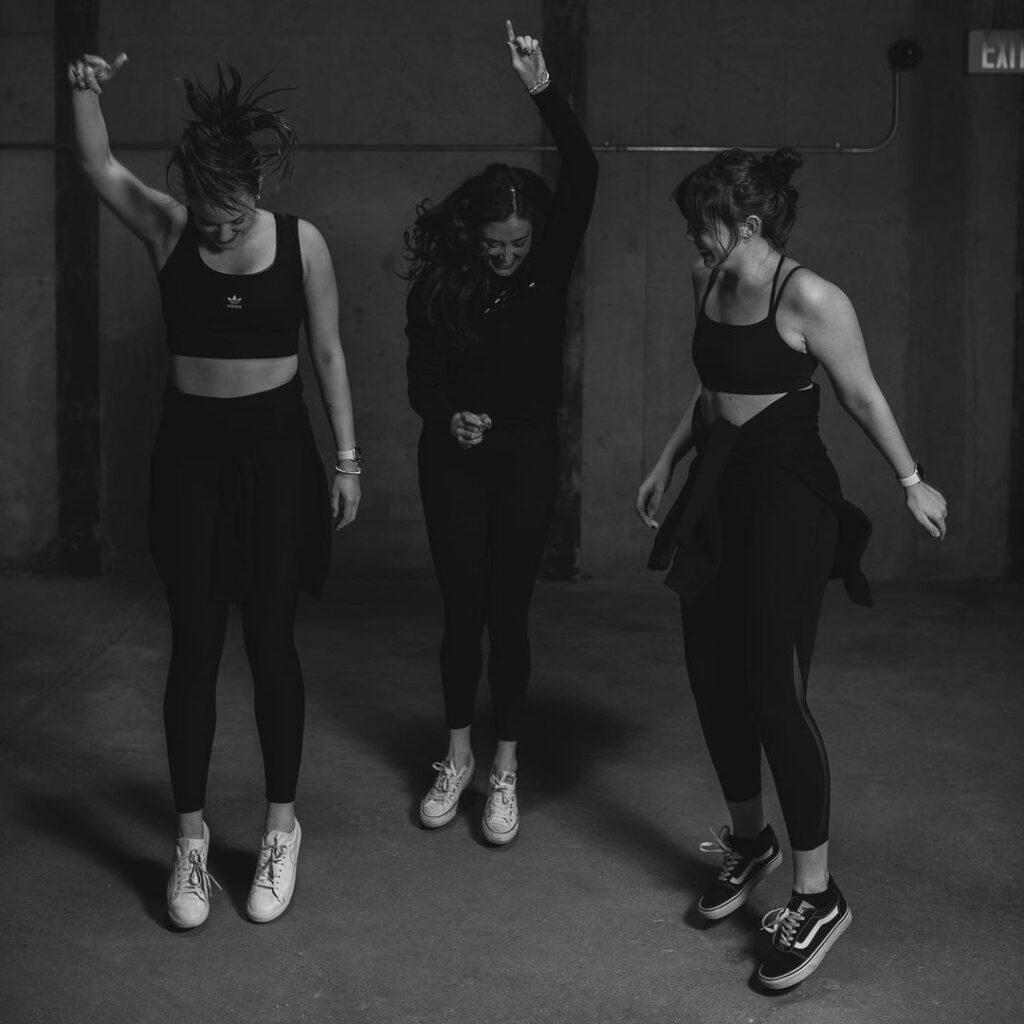 Local fitness studio League YYC