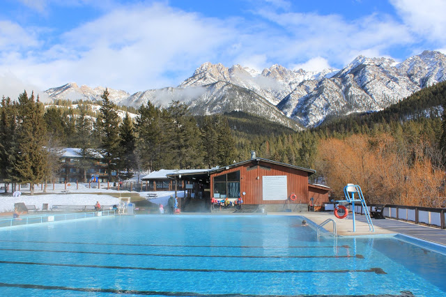 Fairmont Hot Springs Resort is a great option for one of BC's best natural hot springs