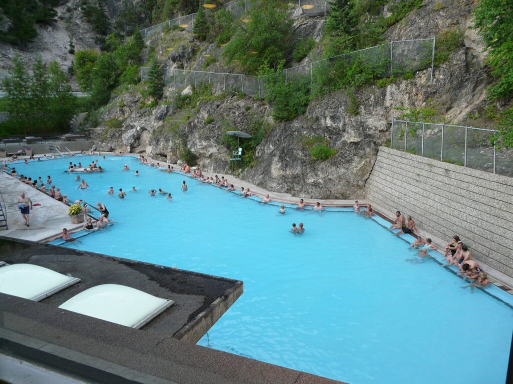 Radium is incredibly beautiful and romantic and has one of bc's best natural hot springs