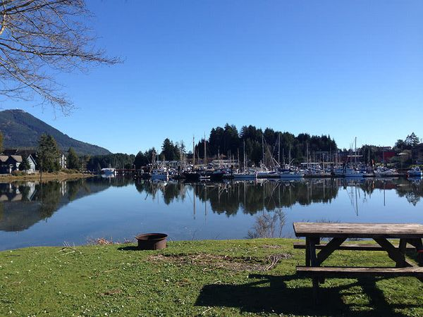 Camping by the ocean? Is there anything better? Ucuelet Campground definitely makes the cut for one of our favourite BC campgrounds for weekend getaways!