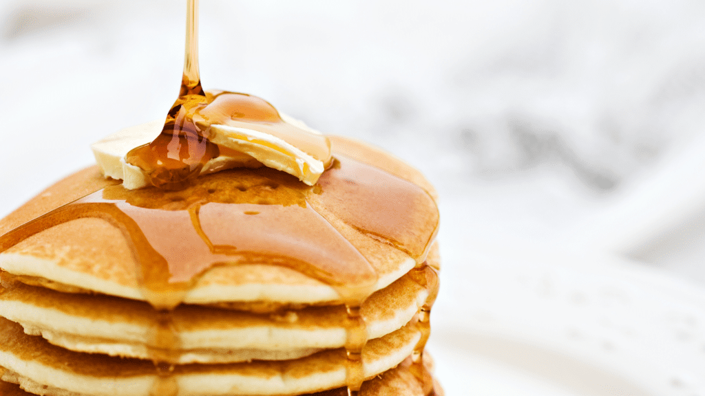 Many pancake breakfasts have prizes and fun for the kids!