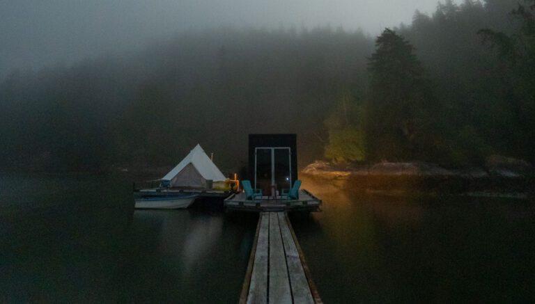 lagoon float camp