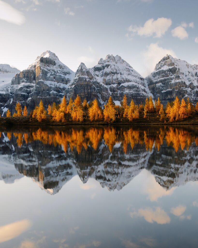 Alberta Hikes in the rockies