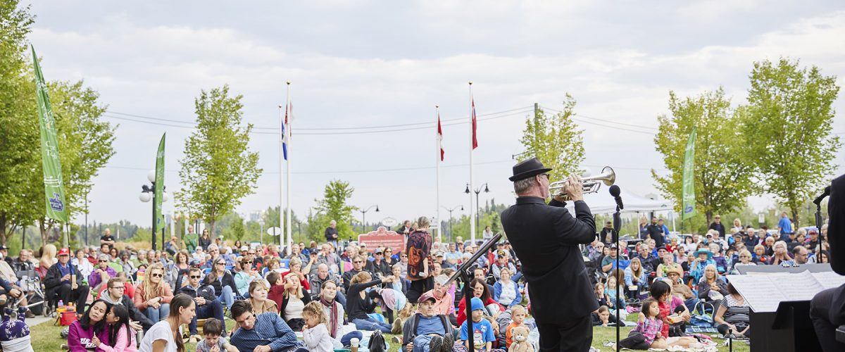 Music in the Plaza - Heritage Park